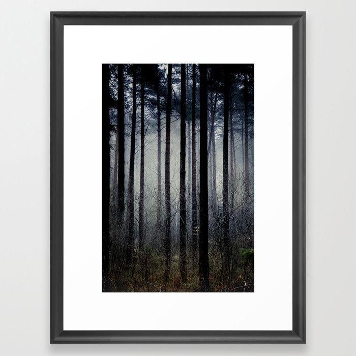 I dare you Framed Art Print by HappyMelvin | Society6