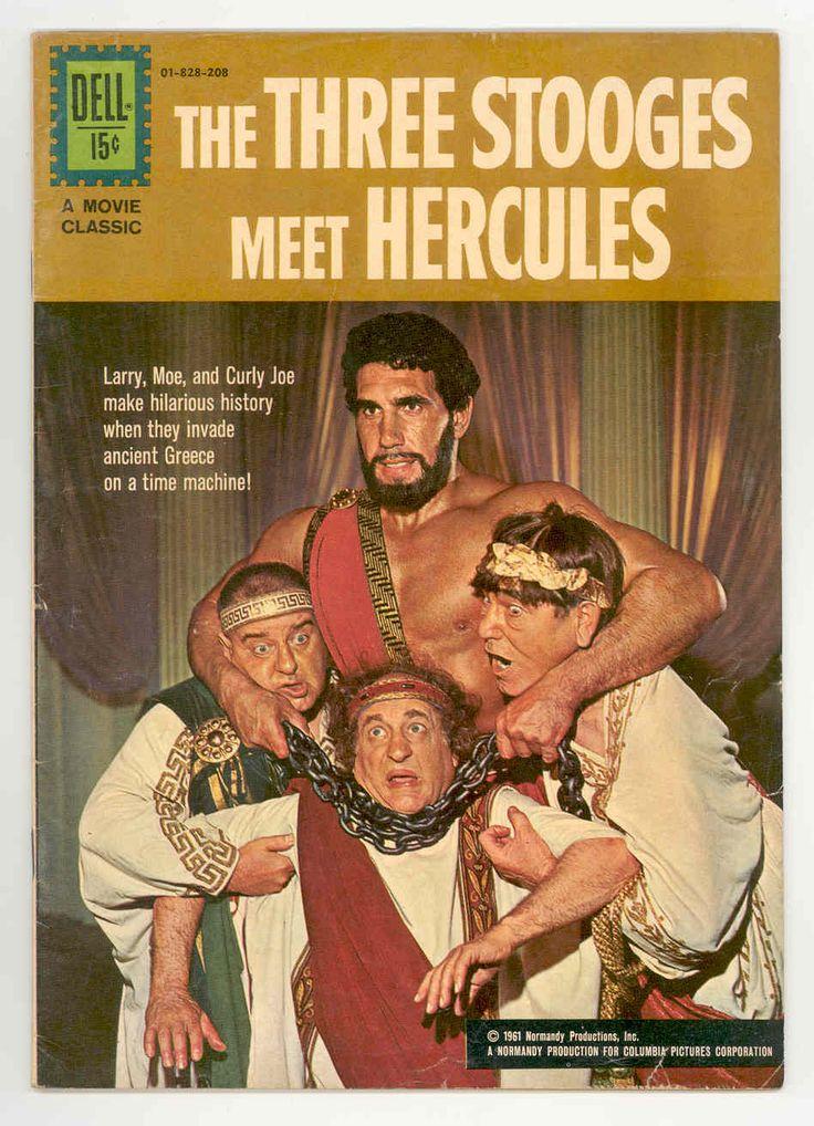 The Three Stooges Meet Hercules (1962)