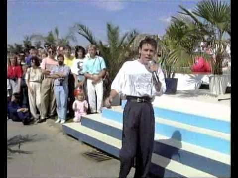 Bad Boys Blue - Lady In Black (ZDF-Fernsehgarten 1989) (Live on TV 2012)