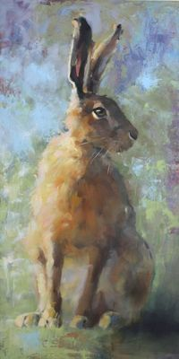 HARE by Nicky Litchfield
