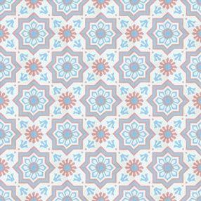 Encaustic Tiles Marrakech Fireplace tile cover