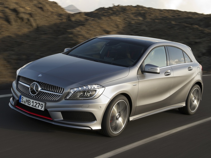 AMG Mercedes-Benz A 250 Sport Package