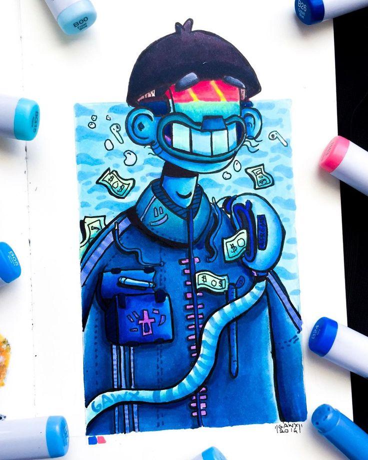 gawx art charecters Búsqueda de Google Doodle art