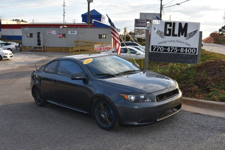 2007 Scion tC $4599 http://www.GEORGIALUXURYMOTOR.COM/inventory/view/9797979