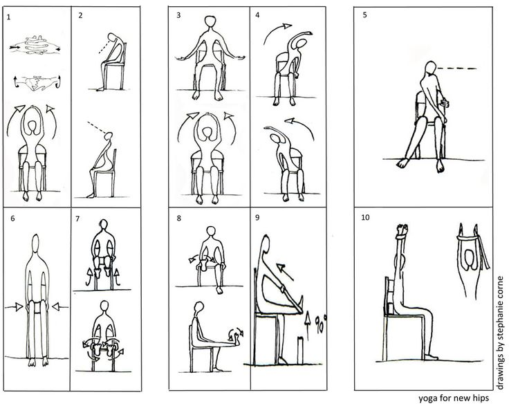 19 Best Images About Chair Yoga On Pinterest Sun Chairs