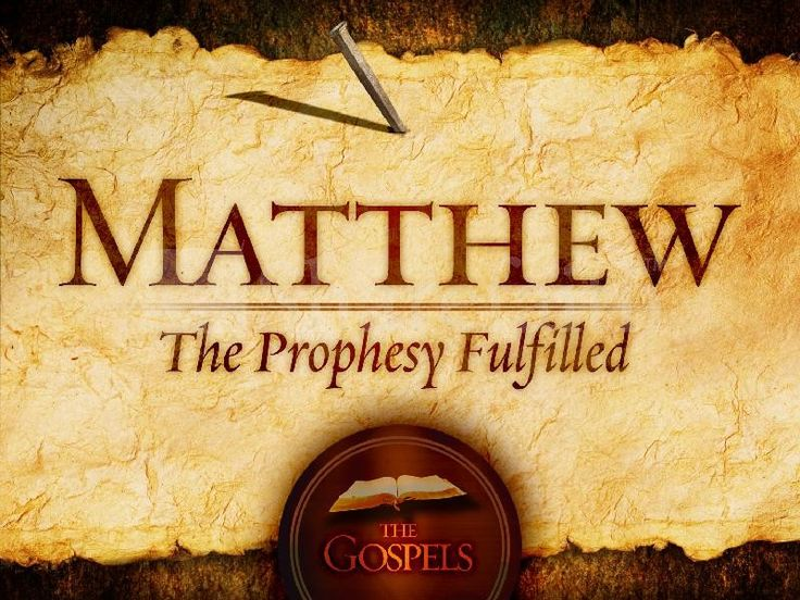Preterism and the Gospels  Part    The Problem Is Eschatology