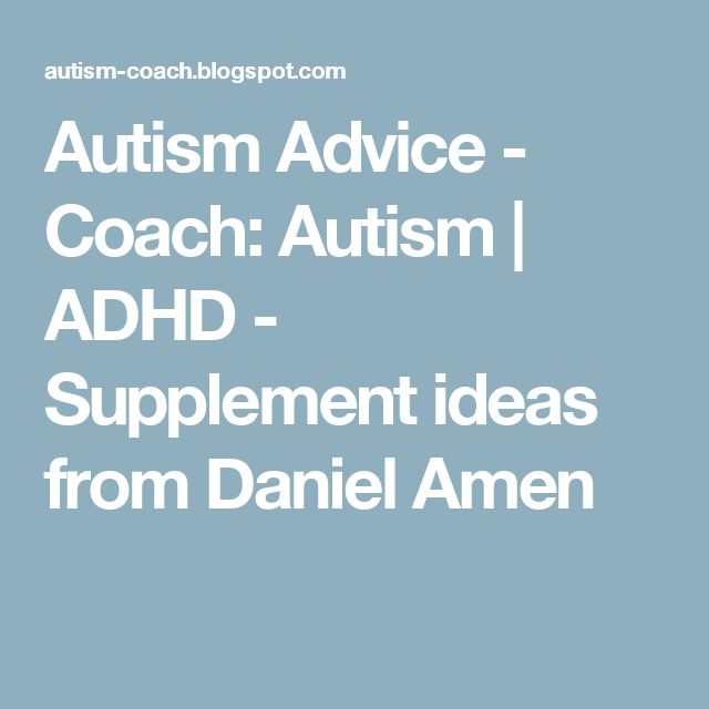 25+ best ideas about Adhd supplements on Pinterest | ADHD ...