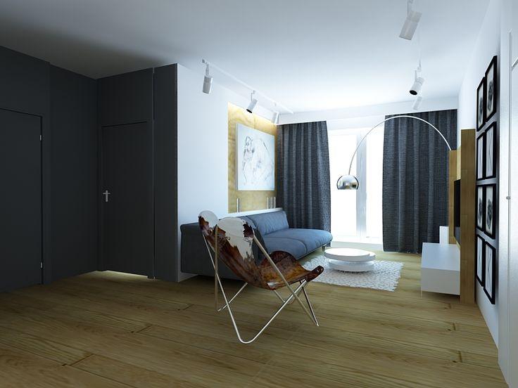 Milenijna - living room