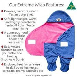 Extreme Baby Wrap