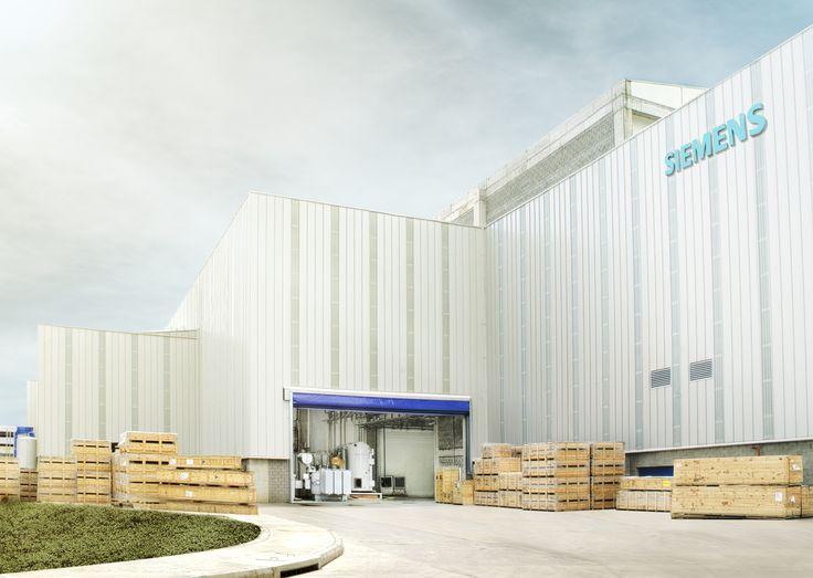 Fábrica de transformadores de Potencia de la Planta Siemens Tenjo. Año de construcción: 2012 Ciudad: Bogotá, Santafé De Bogotá, Colombia. Cliente: Siemens Manufacturing S.A.
