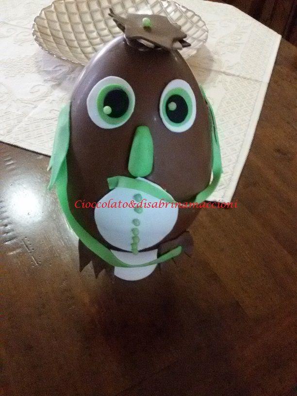 Cioccolato e.............. : Uova di Pasqua