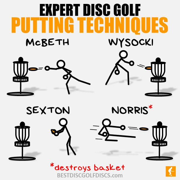 ae3bbe38ee15 Expert disc golf putting techniques from Paul McBeth