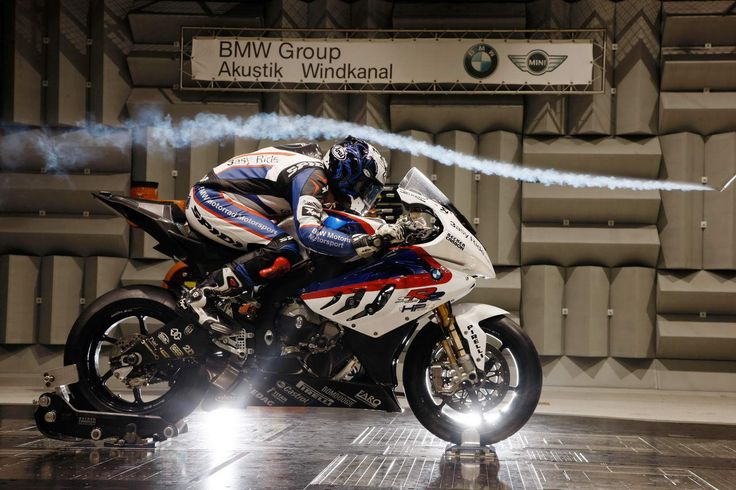 Photos: BMW S1000RR WSBK Hits the Wind Tunnel - Asphalt & Rubber
