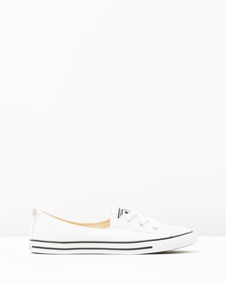 Women's Dainty Ballet Ox Canvas by Converse Online | THE ICONIC | Australia