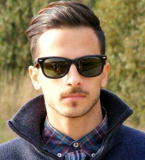 The Project M.: Men's Hair Trend of 2014