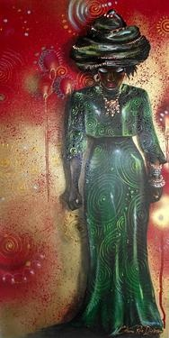 "Saatchi Online Artist Cherie Roe Dirksen; Painting, ""Cultural Dipping"" $650.00 #art"