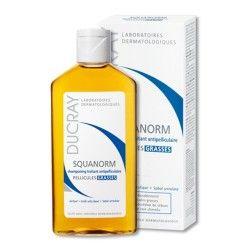 Ducray Squanorm Gras Shampoo 200Ml- Yağlı Kepeğe Karşı Şampuan 200Ml