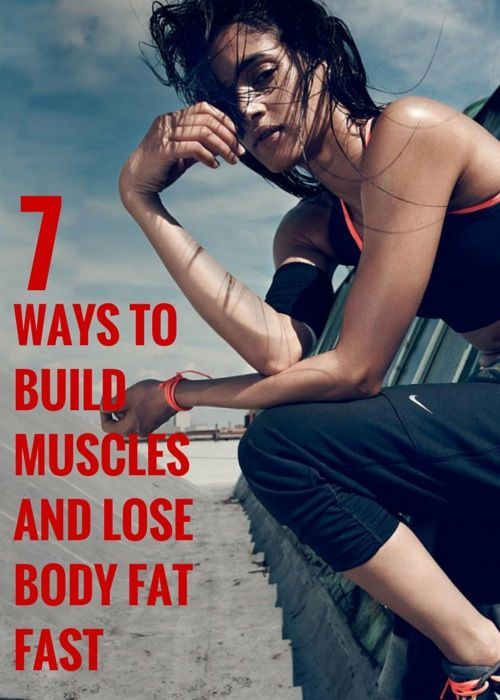 how to build body muscle fast