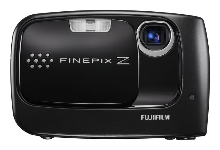 Fujifilm FinePix Z30 10MP Digital Camera with 3x Optical Zoom (Black). 10.0-megapixel resolution for large, photo quality prints. 3x optical zoom; 2.7-inch LCD screen with Micro Thumbnail View. Face Detection, Red-eye Removal and easy-to-use Blog mode. Successive movie function. 50 MB built-in memory; capture images to SD/SDHC memory cards (not included).