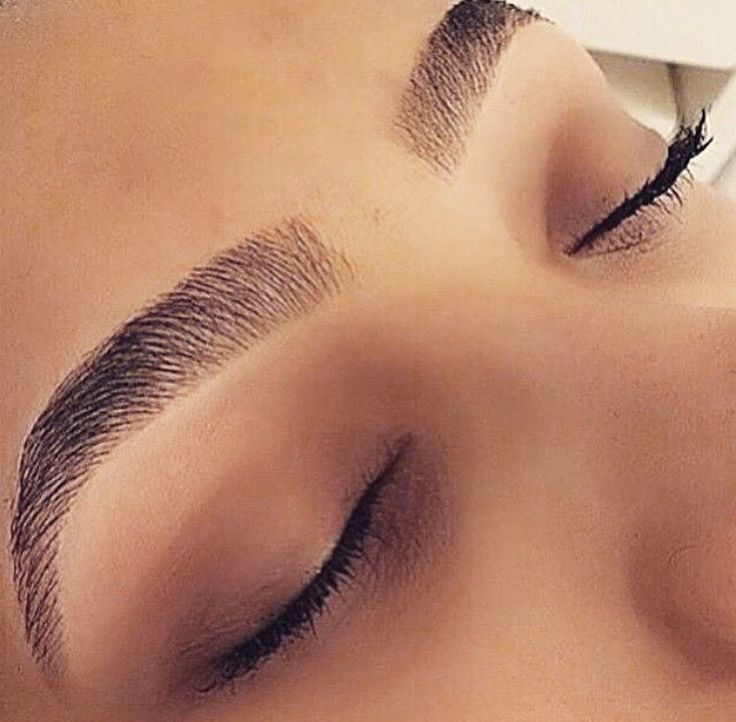 These brows!!!!