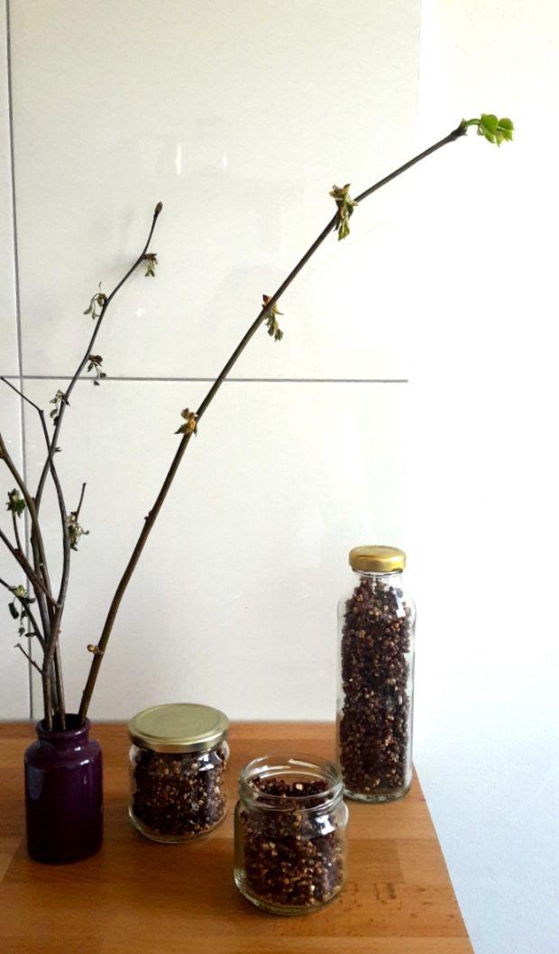 Buchweizen-Schoko-Granola