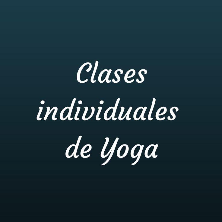 Clases individuales de yoga en Zaragoza http://almayogavida.com/clases-individuales-de-yoga/ ¿Qué ventajas tienen clases individuales de yoga comparándolas con las de grupo?  En una clase de yoga en grupo el profesor o la profesora no tienen tiempo material para dedicarle a cada alumno.  En una clase particular de yoga toda mi atención, mi conocimiento y experiencia están dedicados al alumno para atender su momento, sus necesidades.  De esta manera la eficacia de una clase de yoga dispara…