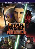 Star Wars Rebels: The Complete Season 3 [DVD]
