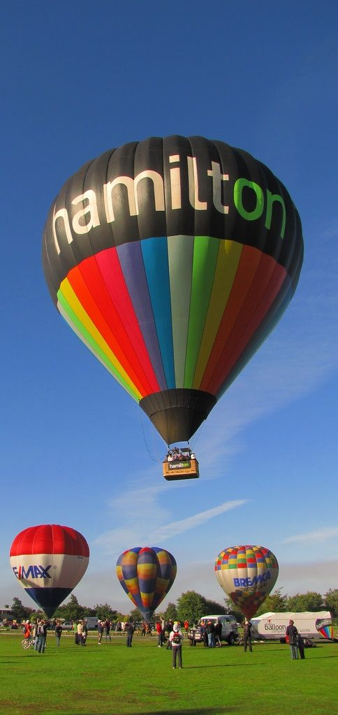 Balloons over Waitako, Hamilton, New Zealand