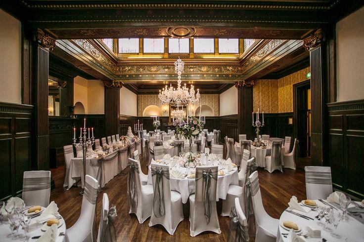 Wortley Hall - Wedding breakfast