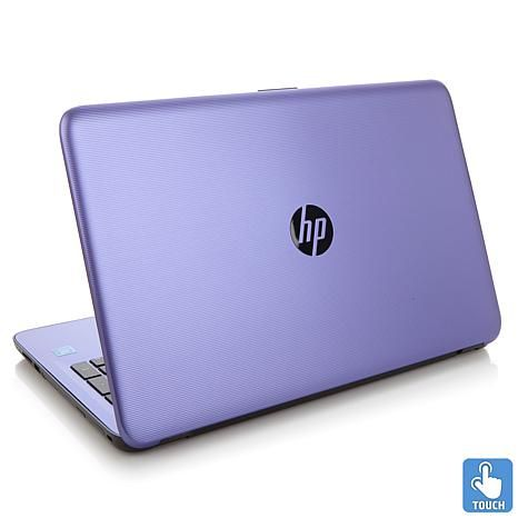 "HP 15.6"" Touch Intel Quad-Core 8GB RAM, 1TB HDD Laptop"