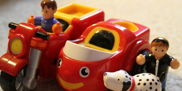 Top 5 Toddler Toys for Boys. Great Ideas to move up from Infant Toys. From the blog http://www.practicalmom.ca/