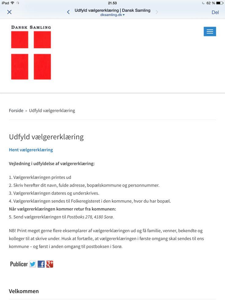 Dansk Politisk Parti ved Hvidstengruppen