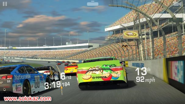 Real Racing 3 Mod Apk v4.6.3 Unlocked Terbaru