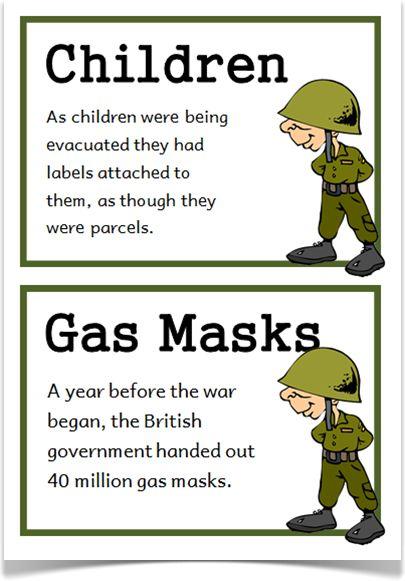 World War 2 Facts For Kids Homework Desk - image 4