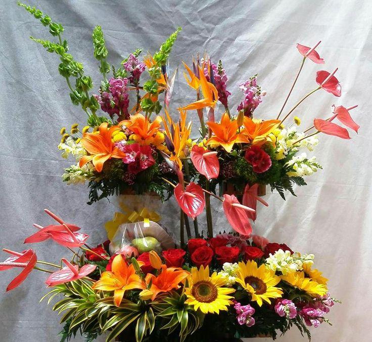 florista julian ortiz ..... pereira colombia... ex-flor-arte