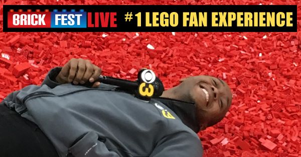 LEGO Fans: Brick Fest Live, a LEGO Fan Experience is coming to Pasadena CA, Aug 27-28. Check out brickfestlive.com for all the details!