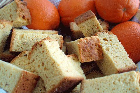 Orange juice rusks (lemoenbeskuit) | Rainbow Cooking