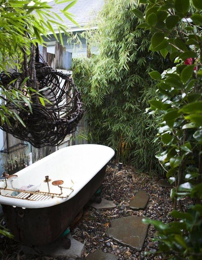 15 Sublimes Douches Et Baignoires D Exterieur Pour S Evader