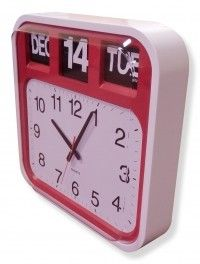 How to change time on dementia clock