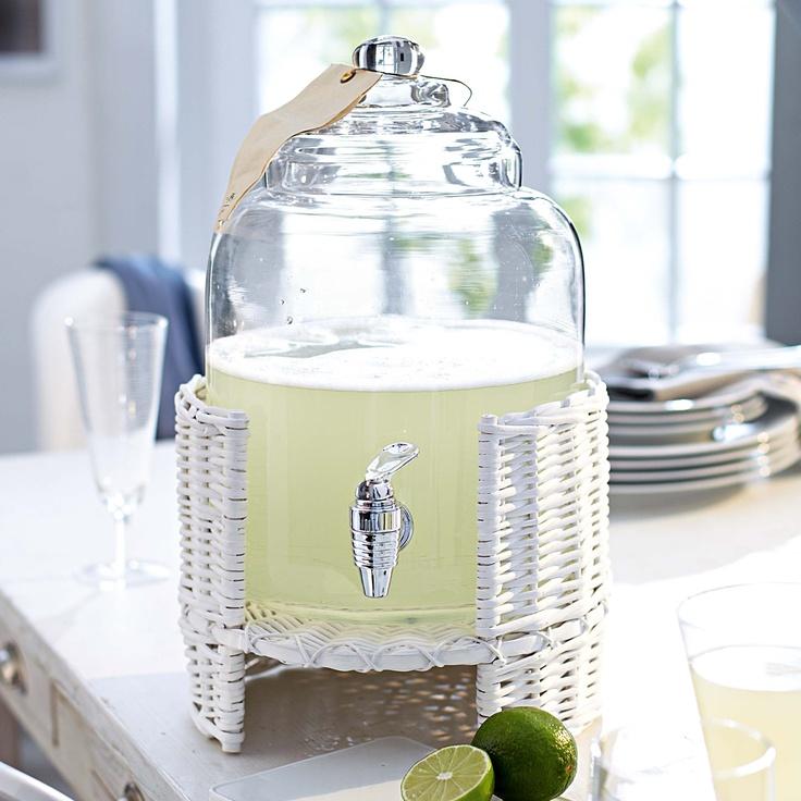 1000 images about lemonade jar getraenkespender beverage. Black Bedroom Furniture Sets. Home Design Ideas