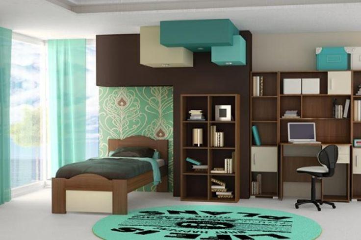 Παιδικό-νεανικό δωμάτιο WAVE | Νέο Κέντρο Επίπλου - Ξάνθη