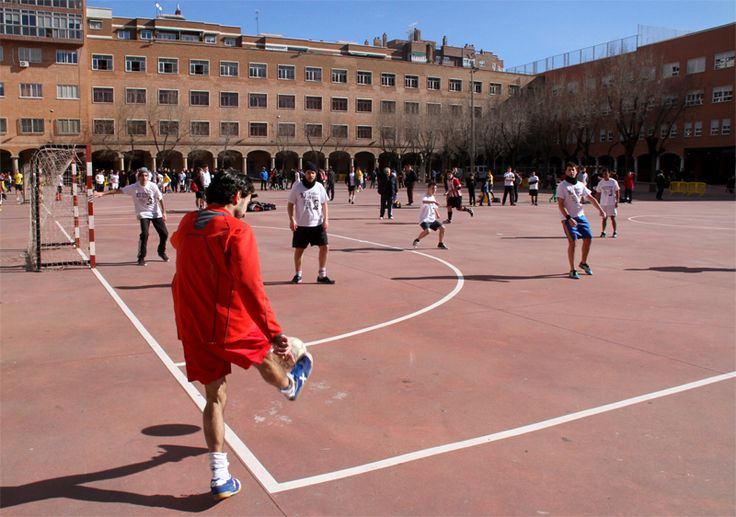 Colegio Salesianos de Atocha