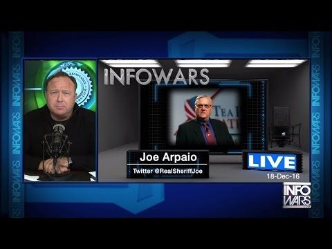 Sheriff Arpaio: Obama's Birth Certificate Proven To Be A Fake 9 Different Ways - YouTube