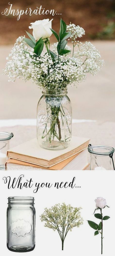 New Rustic Wedding Decoration Ideas #rusticwedding  – home