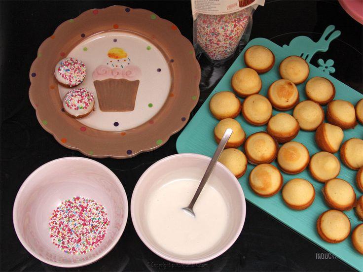 cakepops party - Purple Jumble