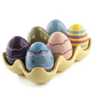 Ceramic eggs: Eggs Glass, Porcelain Eggs, Craft Ideas, Porcelain Easter, Shop Porcelain, Ceramic Eggs