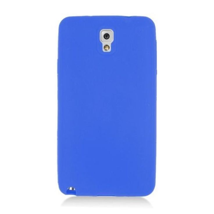 Insten Soft Silicone Skin Rubber Case Cover For Samsung Galaxy Note 3