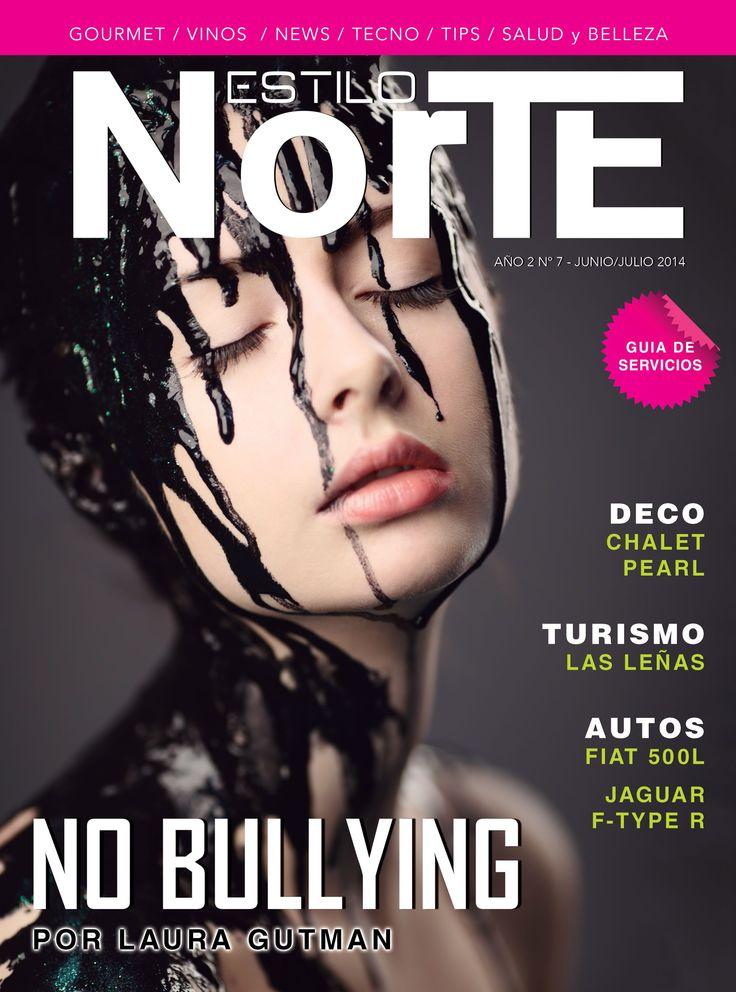 Revista Estilo Norte - N° 07 No Bullying - Autos, Instinto animal - Turismo, Bajo cero - Deco, Chalet Pearl - Gourmet, Sushi Night - Guía de Servicios.