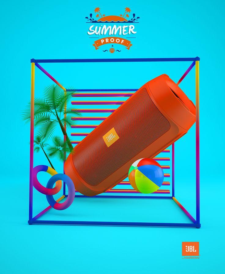 JBL Summer proof on Behance