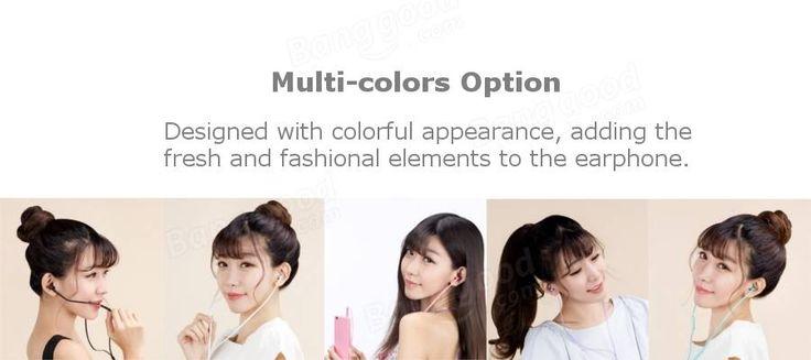 Original Xiaomi Piston Basic Edition In-ear Headset Earphone With Mic